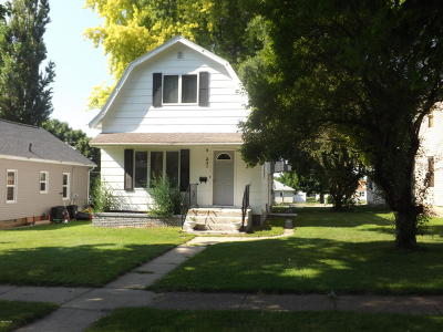 Appleton Single Family Home For Sale: 231 E Snelling