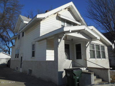 Willmar Single Family Home For Sale: 413 Litchfield Avenue SE