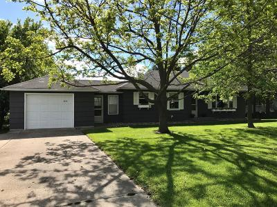 Willmar Single Family Home For Sale: 5177 Hwy 71 NE