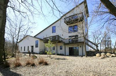 New London Single Family Home For Sale: 20684 121st Street NE