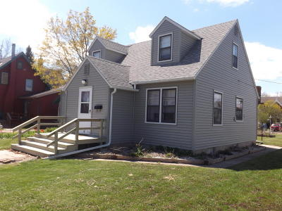 Madison Single Family Home For Sale: 609 4th Avenue