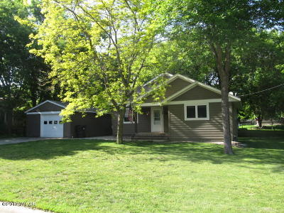 Spicer MN Single Family Home Sold: $133,800