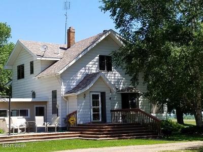 Dawson Single Family Home For Sale: 2551 361st Avenue