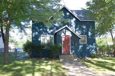 Clara City, Montevideo, Dawson, Madison, Marshall, Appleton Single Family Home For Sale: 403 S 6th Street
