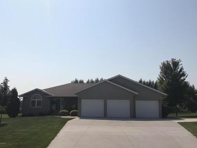 Marshall Single Family Home For Sale: 209 Prairieview Court