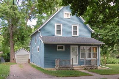Clara City, Montevideo, Dawson, Madison, Marshall, Appleton Single Family Home Contingent: 114 S 9th Street