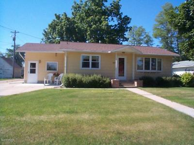 Madison Single Family Home For Sale: 515 6th Street