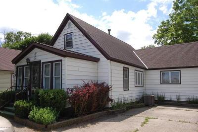 Clara City, Montevideo, Dawson, Madison, Marshall, Appleton Single Family Home For Sale: 919 Benson Road