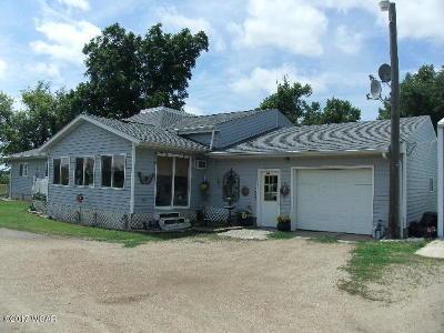 Marshall Single Family Home For Sale: 1401 N Bruce Street