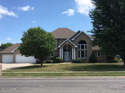 Marshall Single Family Home Contingent: 811 Viking Drive