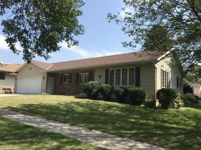 Clara City Single Family Home For Sale: 214 1st Street NE