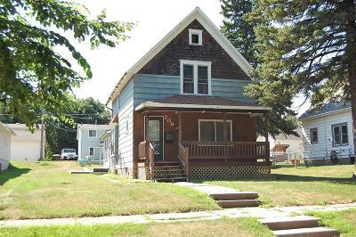 Clara City, Montevideo, Dawson, Madison, Marshall, Appleton Single Family Home For Sale: 209 S 9th Street