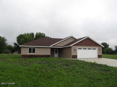 Willmar MN Single Family Home Sold: $191,500
