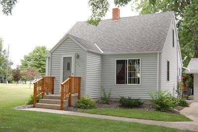 Clara City, Montevideo, Dawson, Madison, Marshall, Appleton Single Family Home For Sale: 824 S 12th Street