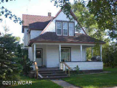 Madison Single Family Home For Sale: 224 2nd Street