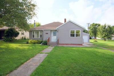 Clara City Single Family Home For Sale: 118 5th Avenue NE