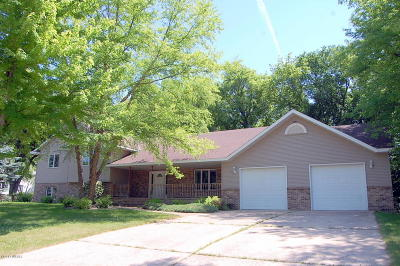 Montevideo Single Family Home For Sale: 412 S 19th Street