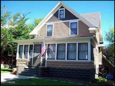 Willmar Single Family Home For Sale: 305 Litchfield Avenue SE