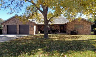Marshall Single Family Home For Sale: 301 S Bruce Street