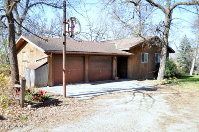 Montevideo Single Family Home For Sale: 1419 Oak Drive