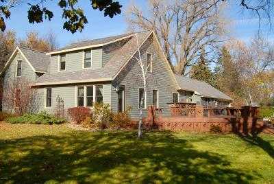 Renville Single Family Home For Sale: 21388 850th Avenue