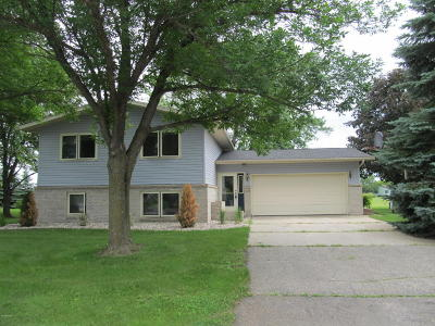 Granite Falls MN Single Family Home For Sale: $135,000
