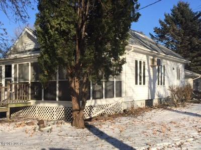 Renville Single Family Home For Sale: 503 NE 2nd Street