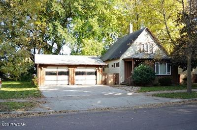 Clara City, Montevideo, Dawson, Madison, Marshall, Appleton Single Family Home For Sale: 108 S 9th Street