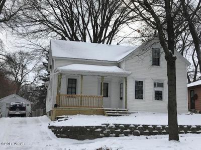 Willmar Single Family Home For Sale: 1305 Ella Avenue NW