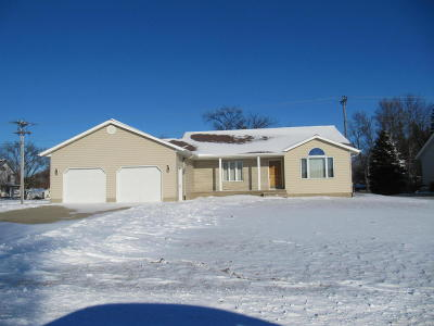 Benson Single Family Home For Sale: 1210 Oakwood Avenue