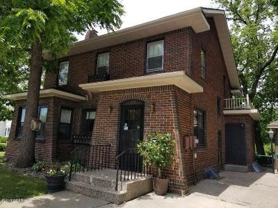 Willmar Single Family Home For Sale: 117 Litchfield Avenue SE
