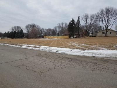 Clara City, Montevideo, Dawson, Madison, Marshall, Appleton Residential Lots & Land For Sale: 1213 Parkside Drive