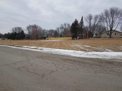 Clara City, Montevideo, Dawson, Madison, Marshall, Appleton Residential Lots & Land For Sale: 1211 Parkside Drive