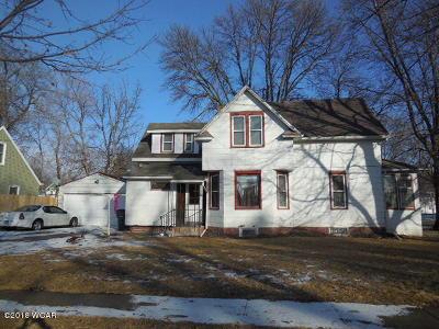 Willmar Multi Family Home For Sale: 305 Trott Avenue SE