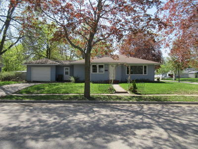 Willmar Single Family Home For Sale: 800 6th Street SE