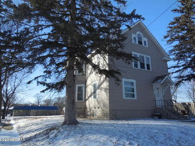 Willmar Multi Family Home For Sale: 806 2nd Street SE