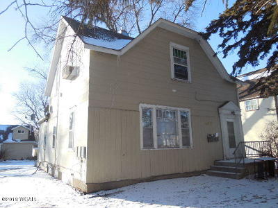 Willmar Multi Family Home For Sale: 608 5th Street SW