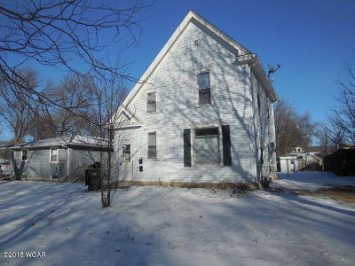 Willmar Multi Family Home For Sale: 805 4th Street SW