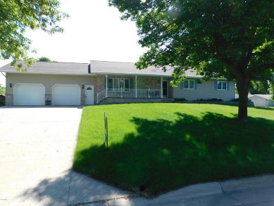 Benson Single Family Home For Sale: 715 17th Street S