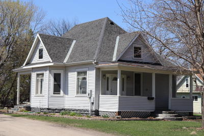 Willmar Single Family Home For Sale: 510 15th Street SW