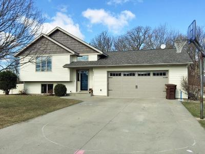 New London Single Family Home For Sale: 683 West River Dr