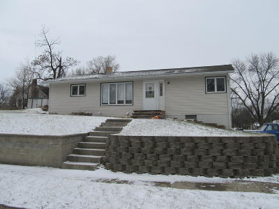 Granite Falls MN Single Family Home For Sale: $99,500