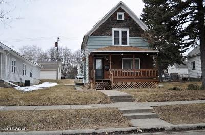 Clara City, Montevideo, Dawson, Madison, Marshall, Appleton Single Family Home For Sale: 209 S 9th Street