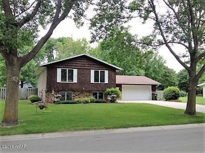 Willmar Single Family Home Contingent: 612 25th Avenue SW