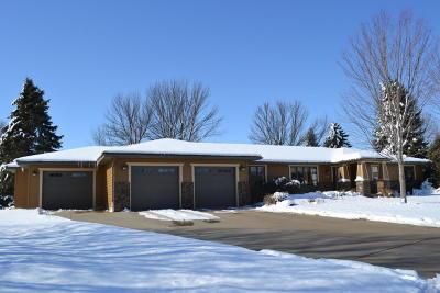 Marshall Single Family Home Contingent: 1122 Horizon Circle