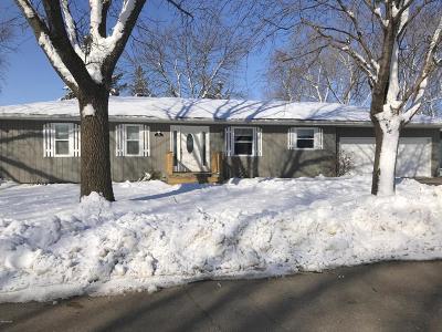 Marshall Single Family Home Contingent: 308 Carrow Street