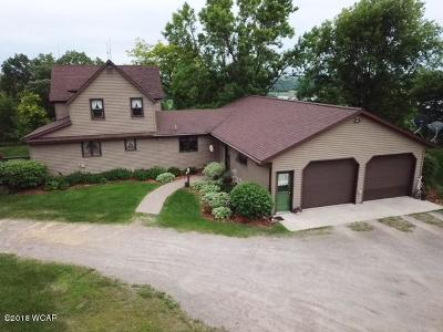Renville Single Family Home For Sale: 23896 740th Avenue