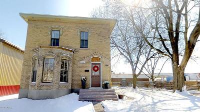 Willmar Single Family Home Contingent: 108 Becker Avenue SE