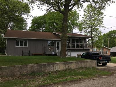 Spicer Single Family Home For Sale: 360 Lake Avenue N