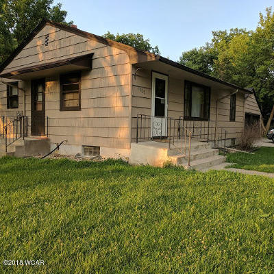 Willmar Single Family Home For Sale: 1025 5th Street SW